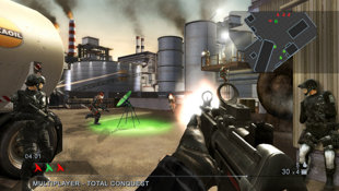 Tom Clancy's Rainbow Six® Vegas 2 Screenshot 6