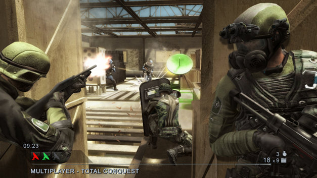 Tom Clancy's Rainbow Six® Vegas 2 Screenshot 10