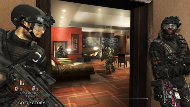 Tom Clancy's Rainbow Six® Vegas 2 Screenshot 1