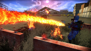 Armageddon Riders Screenshot 8