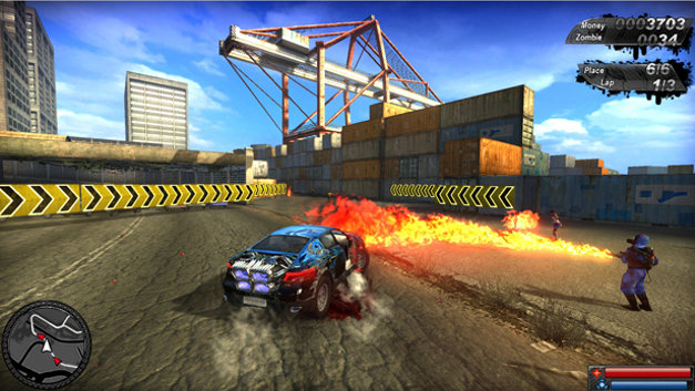 Armageddon Riders Screenshot 34