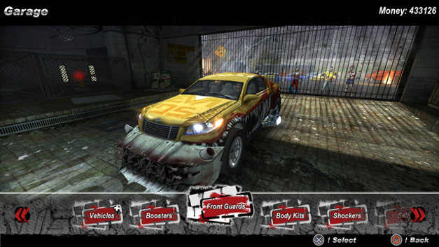 Armageddon Riders Screenshot 31