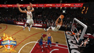 NBA JAM: On Fire Edition Screenshot 2