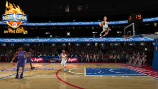 NBA JAM: On Fire Edition Screenshot 3
