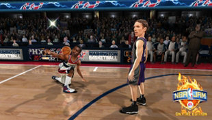 NBA JAM: On Fire Edition Screenshot 5
