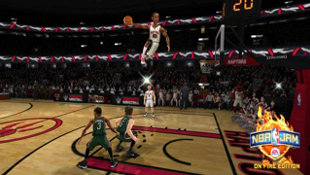 NBA JAM: On Fire Edition