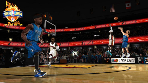 NBA JAM: On Fire Edition Screenshot 7