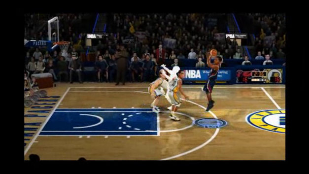 NBA JAM: On Fire Edition Video Screenshot 1