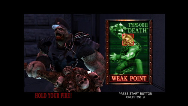 The House of the Dead III Screenshot 7