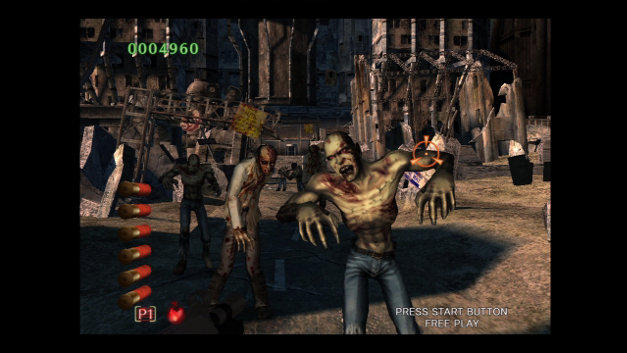 The House of the Dead III Screenshot 1