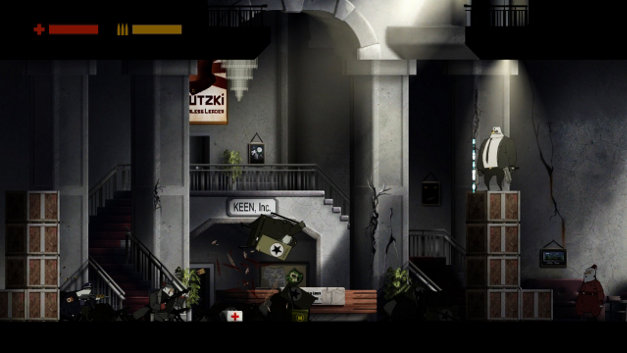 Rocketbirds: Hardboiled Chicken Screenshot 10