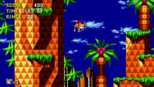 Sonic CD™ Screenshot 9