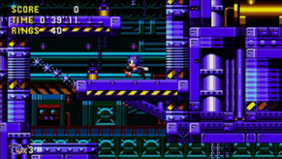 Sonic CD™ Screenshot 2