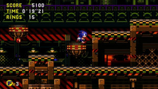 Sonic CD™ Screenshot 3