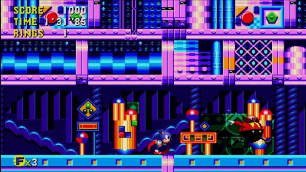 Sonic CD™ Screenshot 4