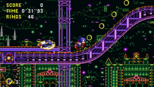 Sonic CD™ Screenshot 5