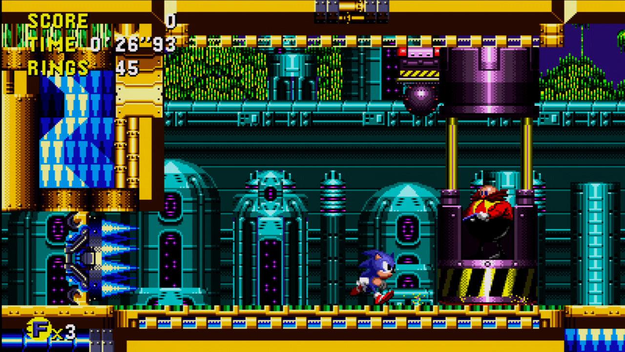 Sonic cd скачать на компьютер бесплатно