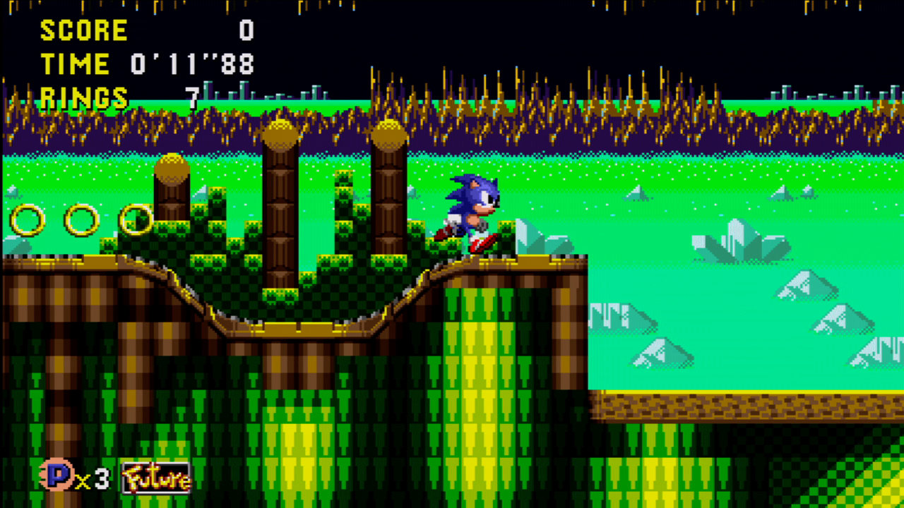 Sonic CD™ Game | PS3 - PlayStation