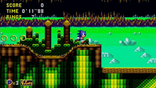 Sonic CD™ Screenshot 8