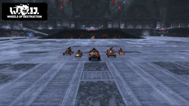 Wheels of Destruction Video Screenshot 1