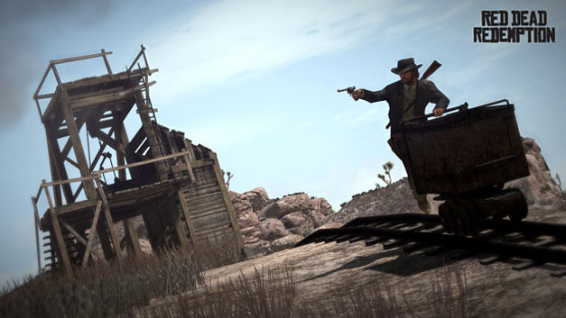 Red Dead Redemption Screenshot 1