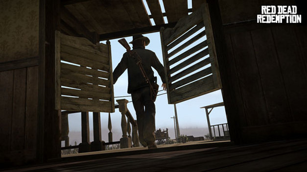 Red Dead Redemption Screenshot 4
