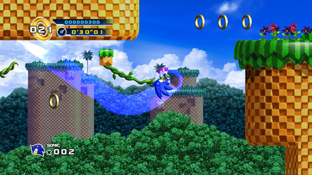 Sonic The Hedgehog™ 4 Episode I Screenshot 1