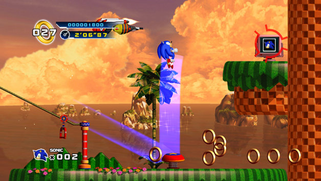 Sonic The Hedgehog™ 4 Episode I Screenshot 4
