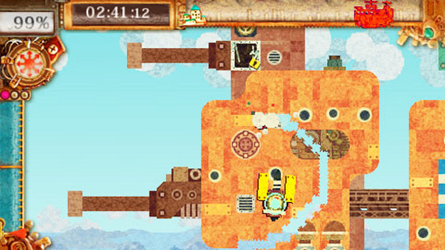 Patchwork Heroes™ Screenshot 1