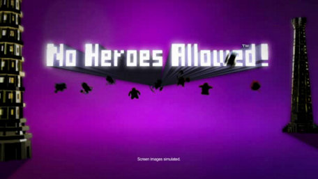 No Heroes Allowed! Trailer