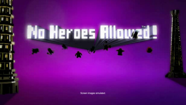 No Heroes Allowed! Video Screenshot 1