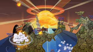 Worms™: Battle Islands Screenshot 3