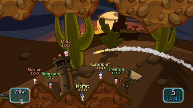 Worms™: Battle Islands Screenshot 4