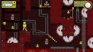 Nuclear Golf Screenshot 2