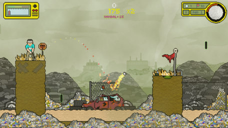 Nuclear Golf Trailer Screenshot