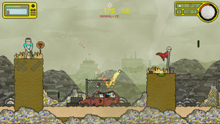 Nuclear Golf Screenshot 5