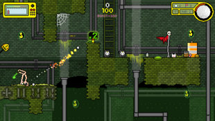Nuclear Golf Screenshot 3