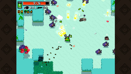 Nuclear Throne Trailer Screenshot