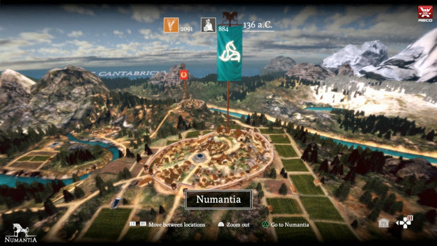 NUMANTIA Screenshot 4