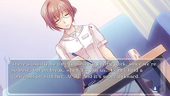 Nurse Love Syndrome - Screenshot INDEX