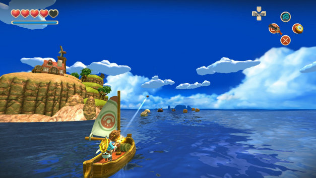 Oceanhorn - Monster of Uncharted Seas Screenshot 7
