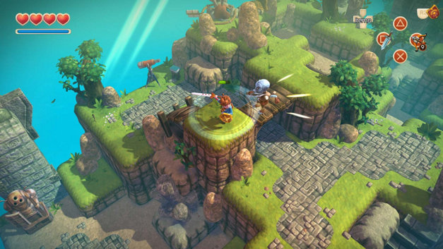 Oceanhorn - Monster of Uncharted Seas Screenshot 1