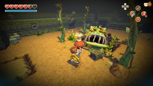Oceanhorn - Monster of Uncharted Seas Screenshot 2