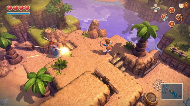 Oceanhorn - Monster of Uncharted Seas Screenshot 4