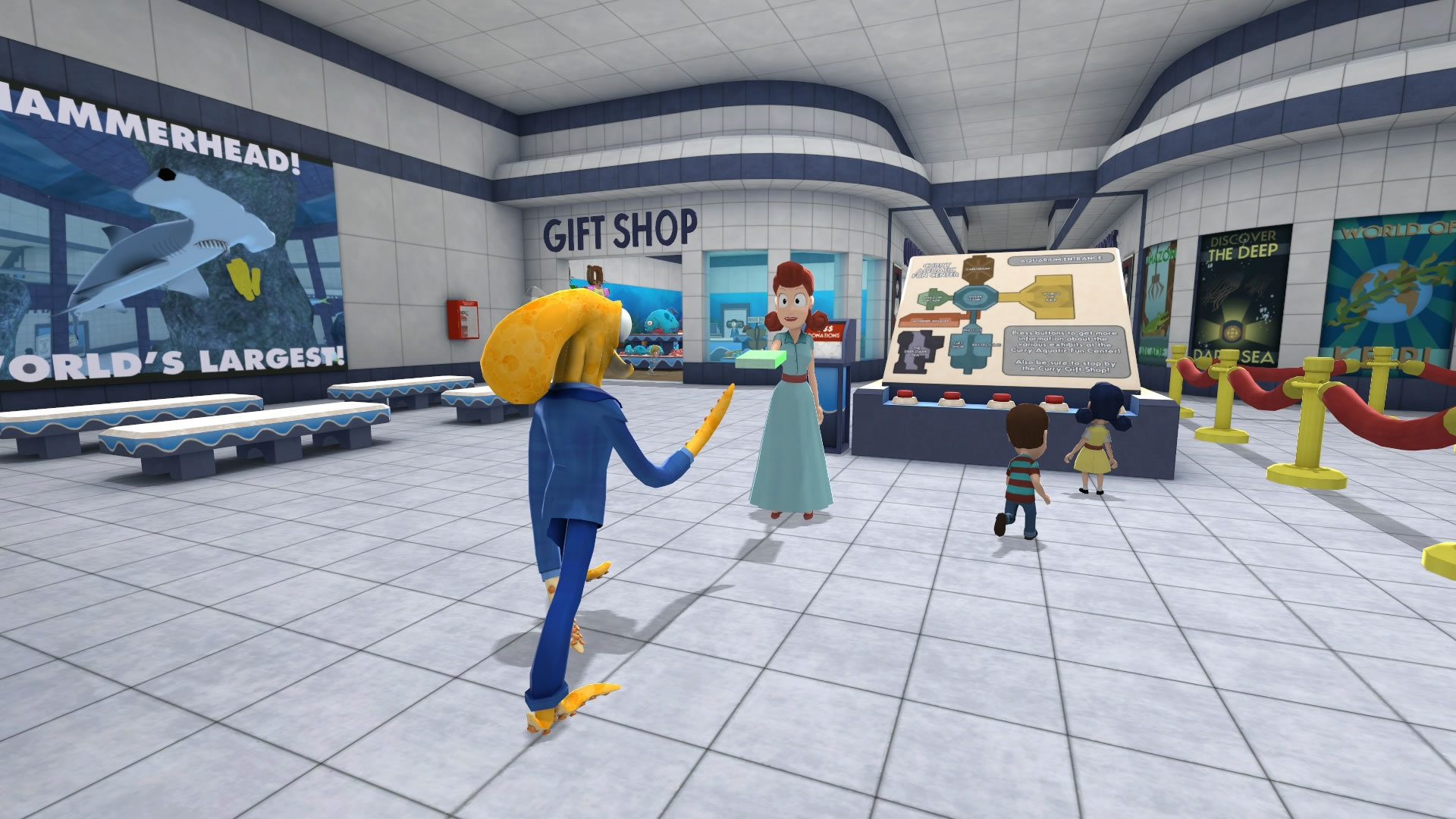 octodad dadliest catch game ps4 playstation