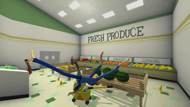 Octodad: Dadliest Catch Screenshot 10