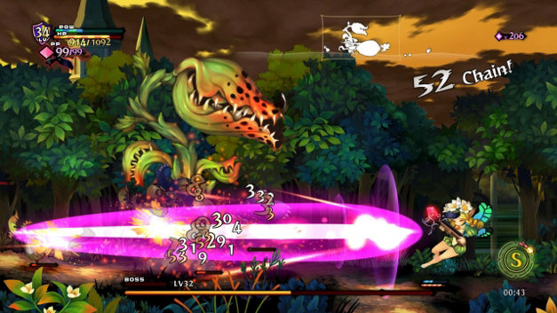 Odin Sphere Leifthrasir Screenshot 1