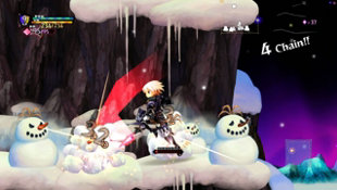 Odin Sphere Leifthrasir Screenshot 6