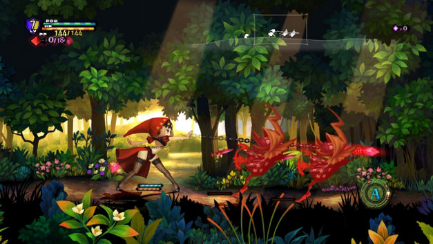 Odin Sphere Leifthrasir Screenshot 10
