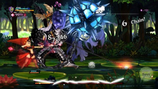 Odin Sphere Leifthrasir Screenshot 9